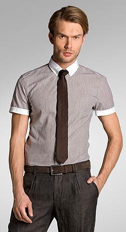 Les nouvelles chemises BOSS Black