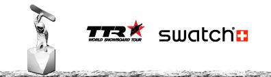 Compétition de designer : Swatch TTR Art Rules