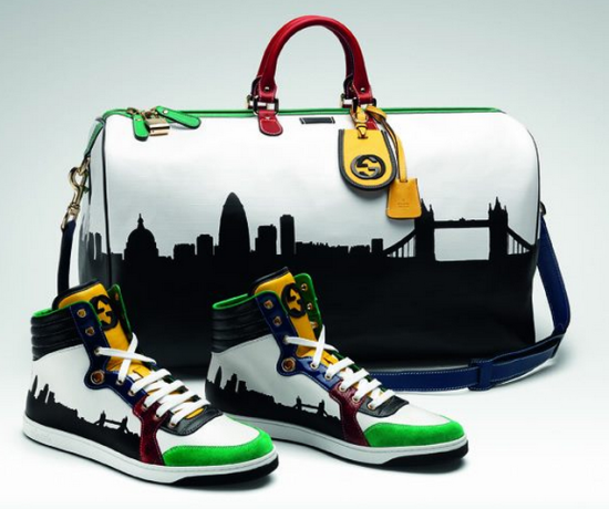 GUCCI : la collection City Series – London