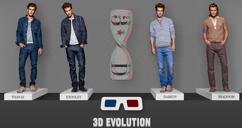Jean Diesel 3D