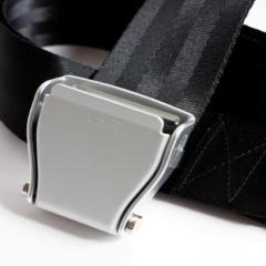Boucle de ceinture d'avion