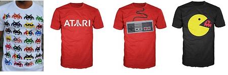 T shirt de geek
