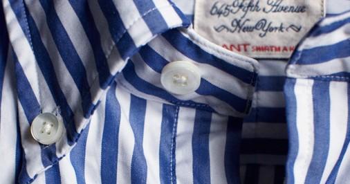 Chemise Gant : l'histoire de Yale !