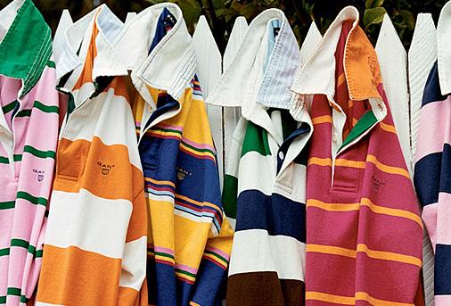 Les 5 points clés de la chemise GANT