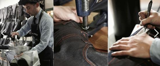 Personnalisez votre jeans !