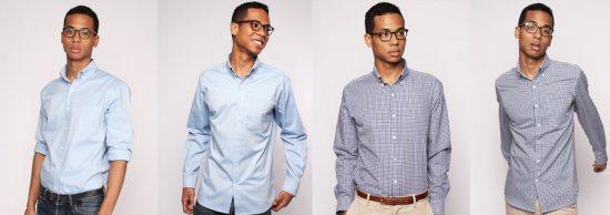 Les chemises Wool&Prince