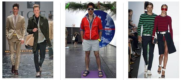 5 tendances de l'été pour hommes