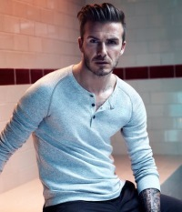 Le pyjama de David Beckham ?