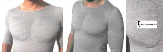 T-shirt effet musclé by Funkybod pour 35€ !