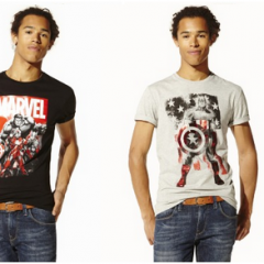 T-shirts Star Wars chez Celio (geek inside)
