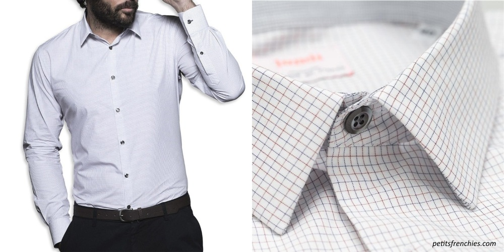 chemise a carreaux business
