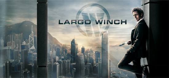 Largo winch costume