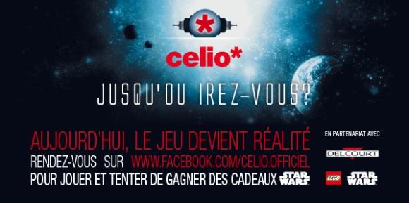 Star Wars le jeu Celio
