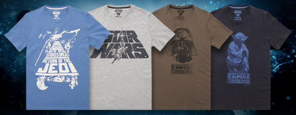 T shirt Celio Star Wars