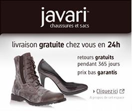 Javari.fr : chaussures et sacs