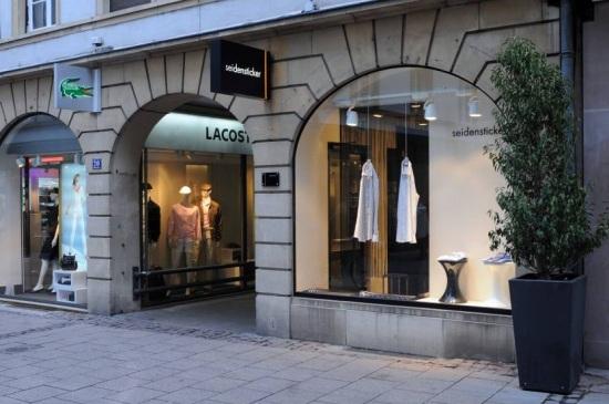 Boutique Seidensticker à Strasbourg