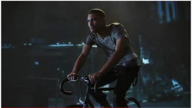 Le jean Levi's et le vélo