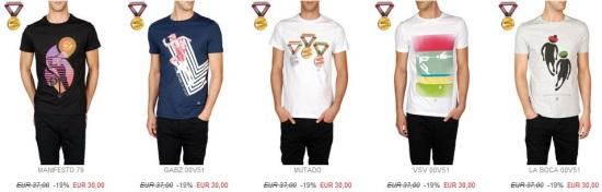 T-shirt FiftyFiveDSL