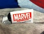 Etiquette Marvel