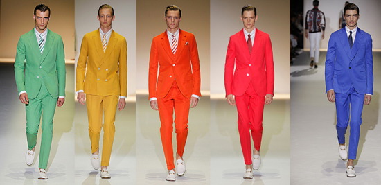 2e402266f854 Défilé Printemps Ete Gucci 2013   Ma chemise pour homme