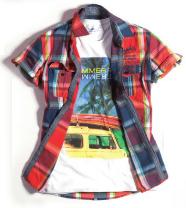 chemise-a-carreaux-venice-beach
