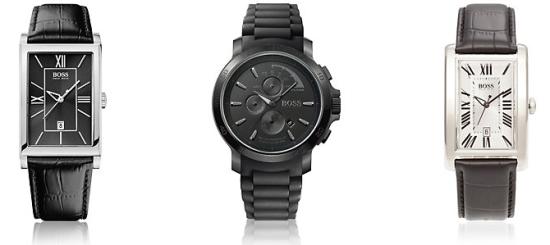 [Vidéo] Les montres Hugo Boss Automne 2012!