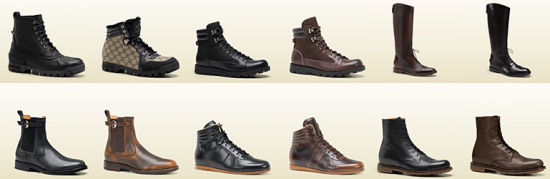 aa703ce50cd botte homme gucci