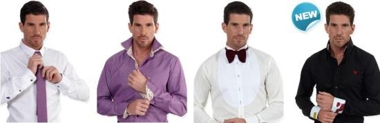 Les chemises Bivolino