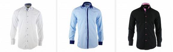 Chemise Marco Serrussi : la chemise tendance