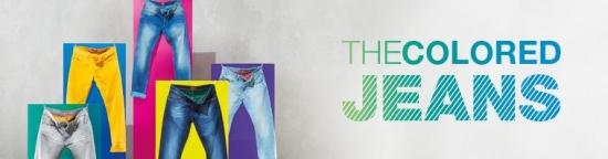 Tendance : le pantalon de couleur et un jeu concours