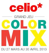 Jeu Color Mix