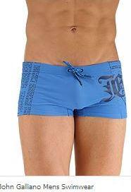 John Galliano Swimwear