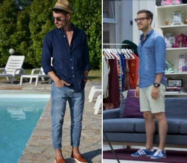 Vous aimez les chemises, mais attention à bien choisir la vôtre en fonction du moment !