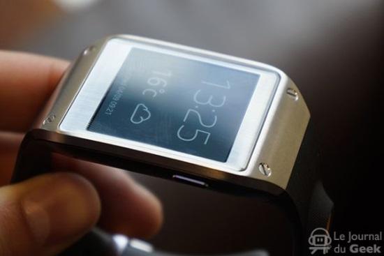 Retours sur la Samsung Gears : la montre connectée