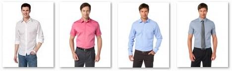Choisir la couleur de sa chemise