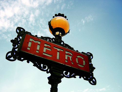Blog Metro sexuel