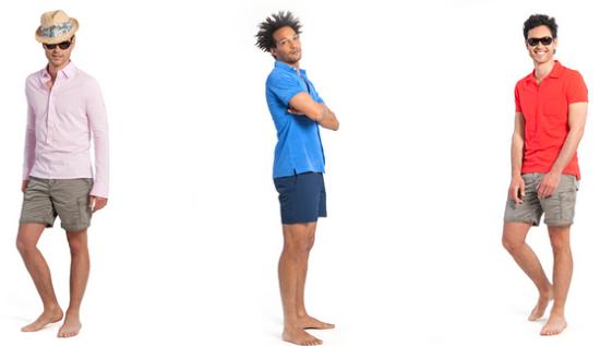 Quelques chemises Les Garçons Faciles