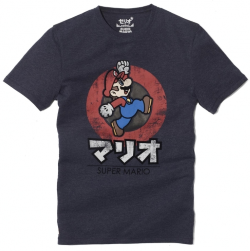 T-Shirt Mario Bros Retro