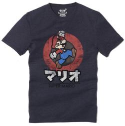 T-Shirt Mario Bros Retro