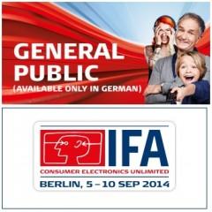 Les dernières nouveautés en téléphonie mobile : IFA septembre 2014