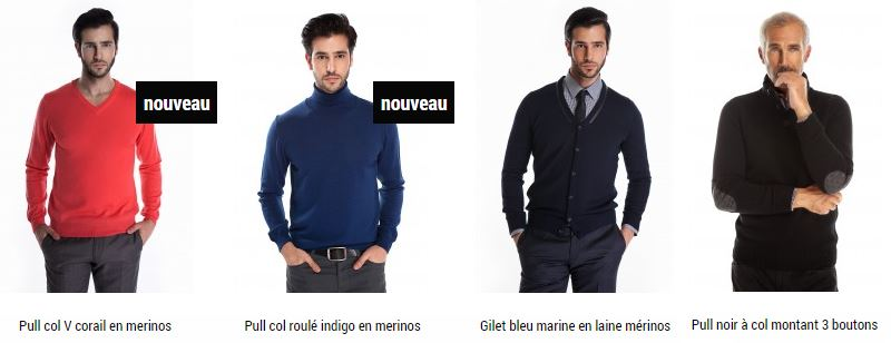 Collection Father And Sons Noël 2015   Ma chemise pour homme 46c96dea5895