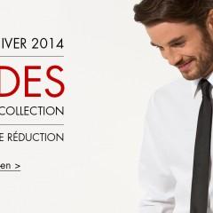 Soldes à -20% et -30% chez Seidensticker.fr