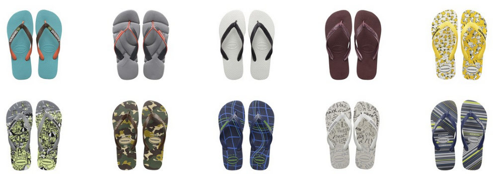 havaianas-offre tongs