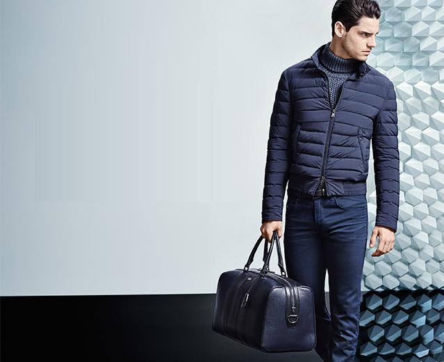 da0fef6fc623 3 Tendances automne-hiver 2015 Hugo Boss   Ma chemise pour homme