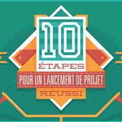 10 étapes pour un lancement de projet efficace: une liste de contrôle pour chefs de projet